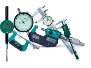 Metrologia calibração de instrumentos